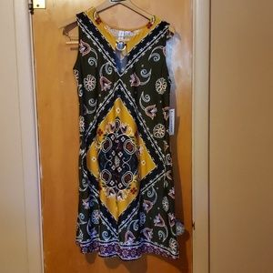 Colorful Dress never worn